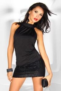 sexy-abito-corto-nero-con-inserto-glitter-tg-unica-38-42